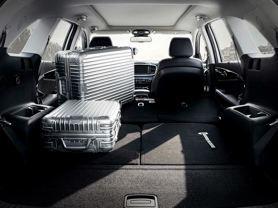 Spațiu practic și confort pentru pasageri