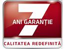 7 ani garantie