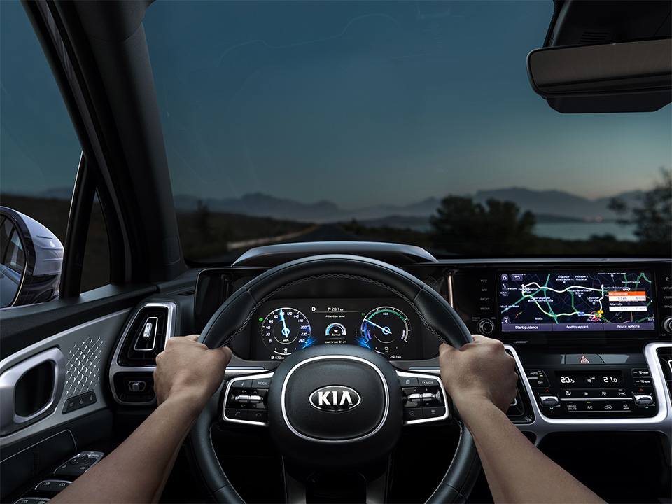 Sistemul de avertizare a atenției șoferului (DAW - Driver Attention Warning)