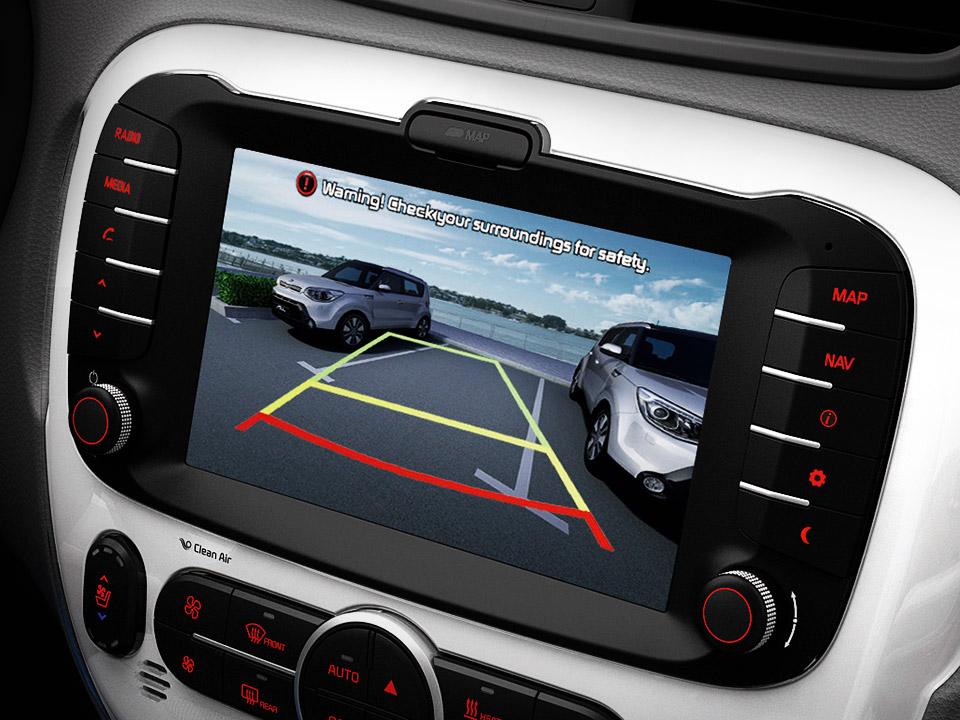 """Navigație AVN4.0 - display 8"""" + Camera vedere marșarier + RDS + DAB"""